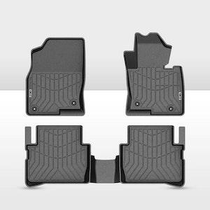 KIWI MASTER 3D TPE Floor Mats Fit Mazda CX-5 KF 2017-2019