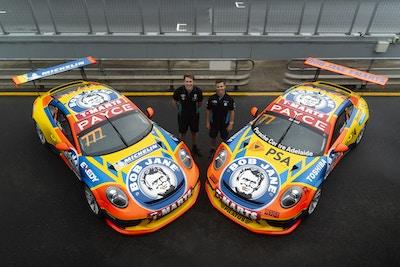 2020 Bob Jane T-Marts Porsche Carrera Cup Drivers