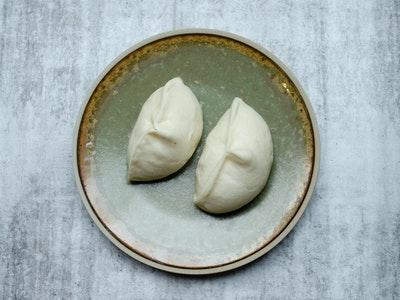 Gingergirl Red Duck Curry buns (2 pieces)