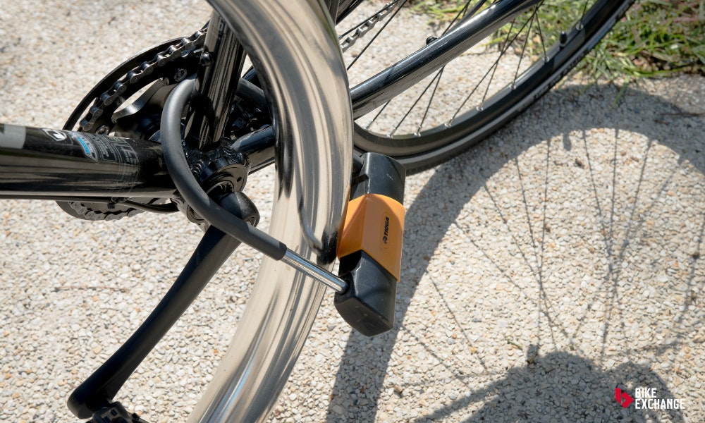 bottom bracket frame lock theft proof your bike guide