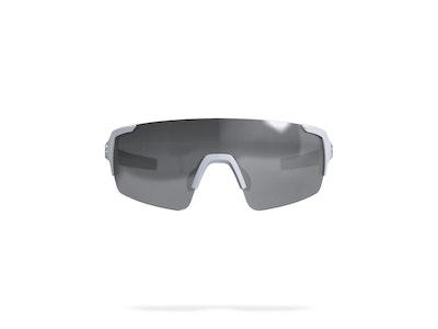 Fullview Sport Glasses - Glossy White  - BSG-63-WH-NS