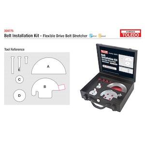 Toledo Timing Tool Kit - Universal Stretch Belt Tool