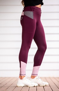 BARE Youth Performance Tights- Ruby Rose
