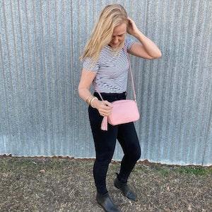 Gigi cross body and shoulder bag