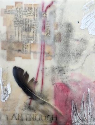 Tracy Stirzaker Lost & Found II - Original Artwork