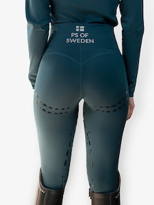 PS OF Sweden Taylor Riding Tights - Neptuna