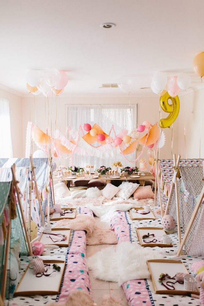 LENZO Styling Boho Birthday Kas Richards