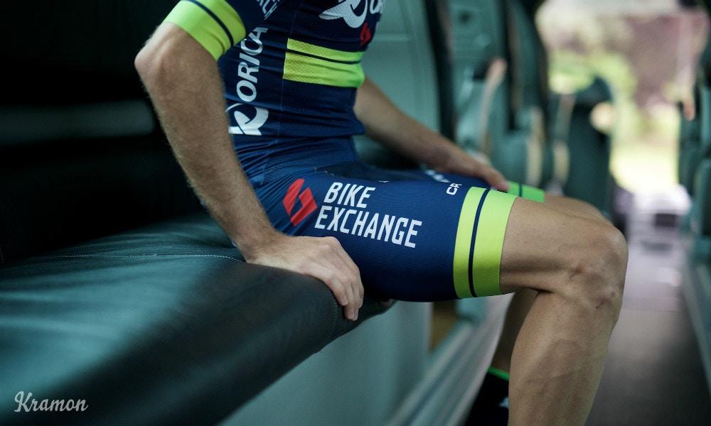 Wir sind ORICA-BikeExchange