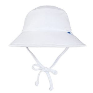 i play. Breathable Bucket Sun Protection Hat-White