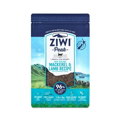 ZiwiPeak ZIWI Peak Air-Dried Mackerel & Lamb Recipe For Cats - 1KG