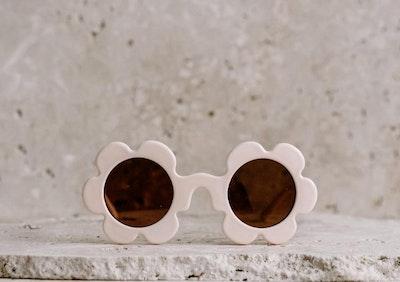 Daisy Sunglasses - Vanilla