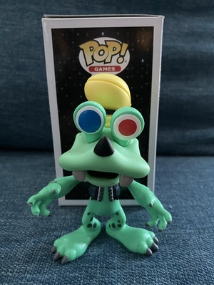 Goofy Monsters Inc Pop