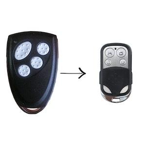 Remote Pro Vicway V-380G Compatible Remote