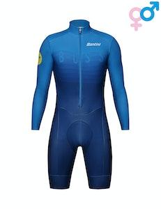 Santini Custom Boss CX Thermo Suit