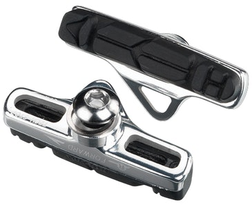 Techstop Cartridge Silver/Black Pads (2 Pairs) BBS-22CS