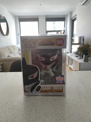 Gang Orca Pop Vinyl!