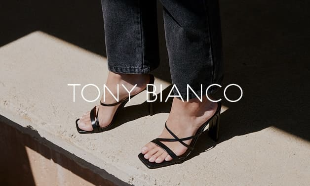 Shop Tony Bianco on Crèmm