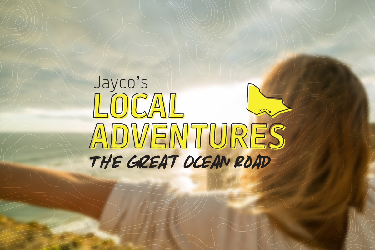 Jayco's Local Adventures - The Great Ocean Road