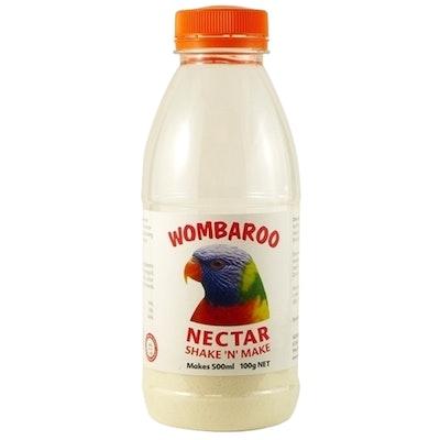 Wombaroo Nectar Shake 'N' Make Bird Food 100g