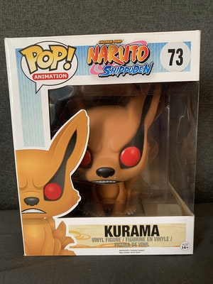 "Naruto Shippuden Kurama Pop! Vinyl 6"""