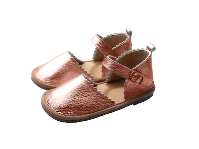 Wildchase The Sweetheart Collection - 100% Textured Leather - Rose Gold
