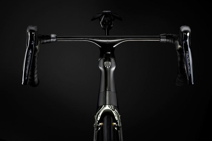 display 2016 Trek Madone 9.9 H2   Handle bars Dura ace  1