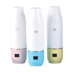 Jiffi Portable Bottle Warmer Set - Yellow
