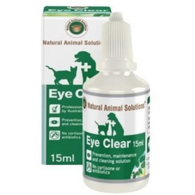 Natural Animal Solutions Nas Eye Clear Animal Eye Treatment 15ml
