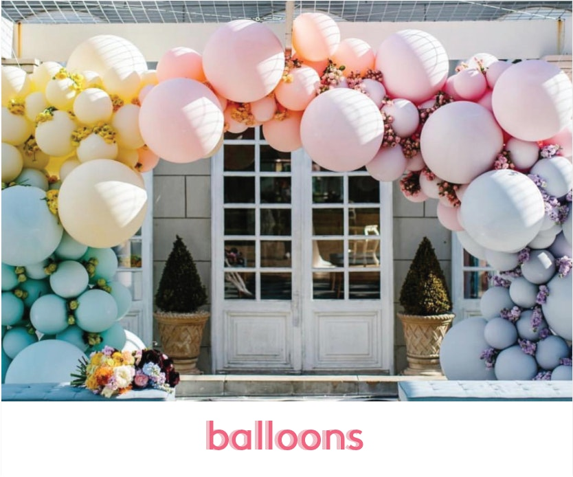 9072580f14e Whatever milestone event it is, we've sourced essential party decorations,  balloons and more from suppliers all around Australia to help you host the  party ...