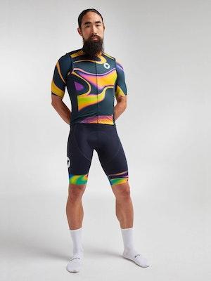 Black Sheep Cycling Men's Essentials TEAM Vest - Prism Flare