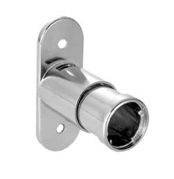 Firstlock CL First Lock 22mm projection push lock for cupboards, draws and general furniture, lock keyed to differ.