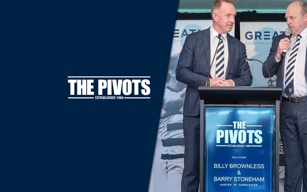 GEELONG CATS PIVOTS FUNCTION