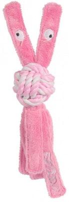 Rogz Cowboyz Pupz Dog Toy Pink Medium