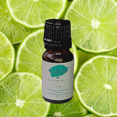 Ellorah Lime Essential Oil 10ml
