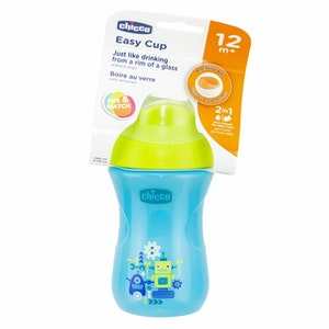 Chicco EASY CUP 12M+ BOY 1PK 266ML
