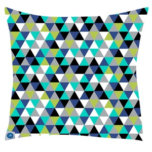 Cushion Covers: Heron