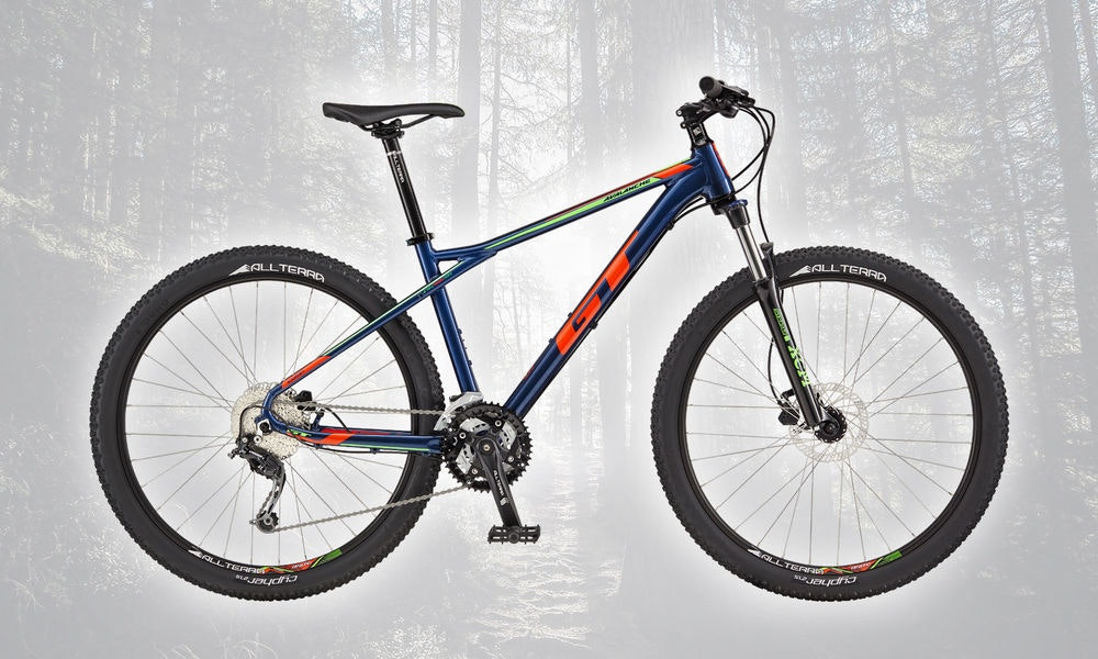 fullpage best hardtail mountain bikes under 1000 GT 2017