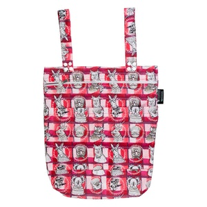 Designer Bums Lumberjack Hipster Wet Bag