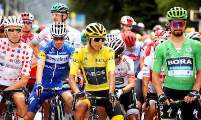 Egan es el Primer Colombiano de Amarillo en París - La Etapa 20 del Tour 2019.