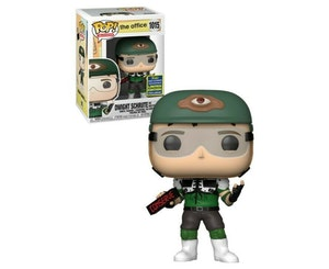 Funko POP! The Office #1015 Dwight Schrute As Recyclops 2020 SDCC Limited