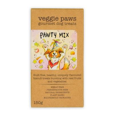 Veggie Paws Pawty Mix 150G