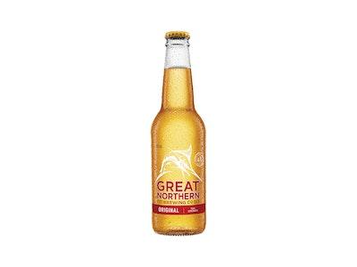 Great Northern Original Lager Bottle 330mL