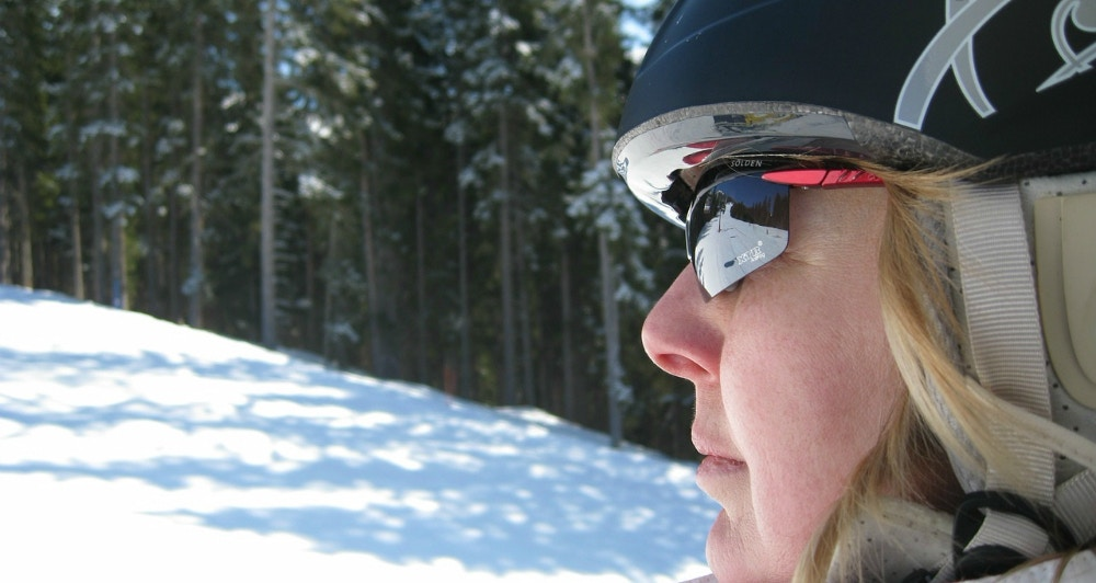 Why You Need Sunglasses in the Snow