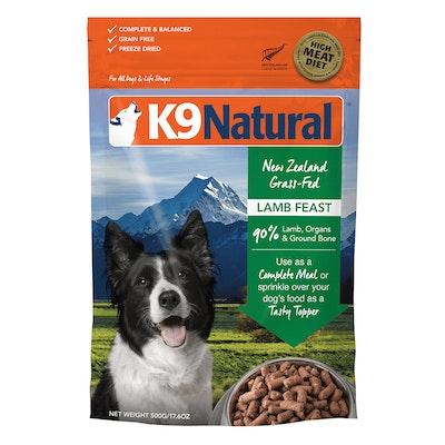 K9 Natural Grain Free Lamb Dry Dog Food