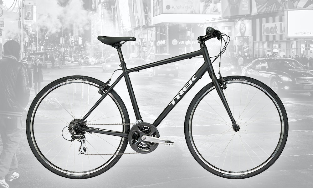 best flat bar road bikes 800 Trek