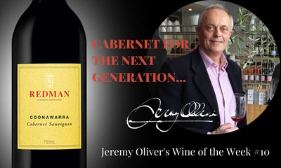 Cabernet for the next generation...