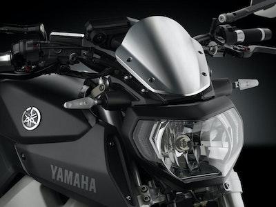 Yamaha MT-07 2014 - 2016 Rizoma Aluminium Headlight Fairing