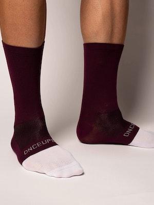 OnceUpon A Ride HERITAGE BURDEOS Socks