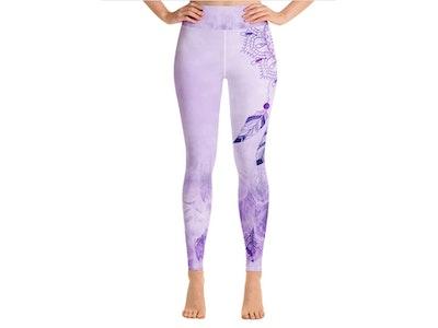 Yoga Pants Store Lucid Dreams Ajna Yoga Leggings