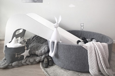 Shades of Grey | Kids Interiors